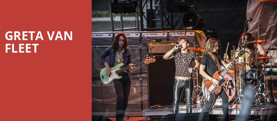 Greta Van Fleet, Union Event Center, Salt Lake City