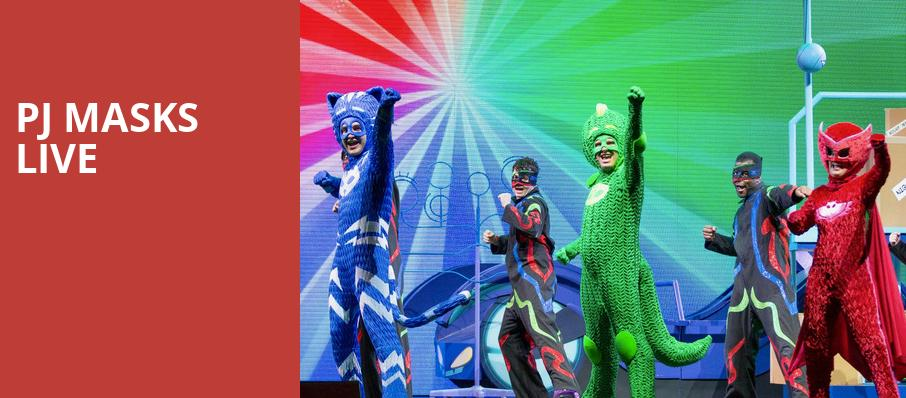 PJ Masks Live, Eccles Theater, Salt Lake City