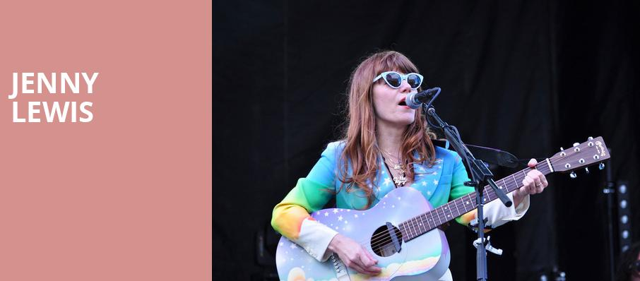 Jenny Lewis, Deer Valley Outdoor Amphitheatre, Salt Lake City