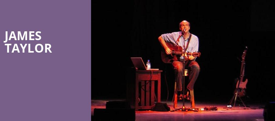 James Taylor, Maverik Center, Salt Lake City