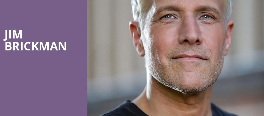 Jim Brickman, Abravanel Hall, Salt Lake City