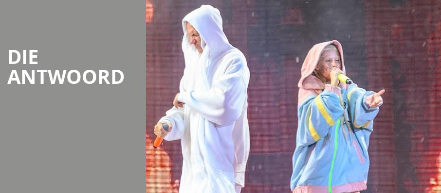 Die Antwoord, The Depot, Salt Lake City