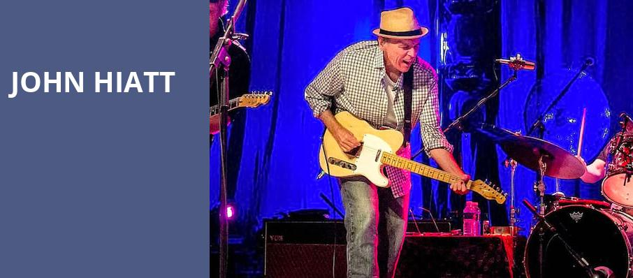 John Hiatt, The Depot, Salt Lake City