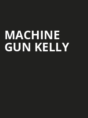 Machine Gun Kelly Poster