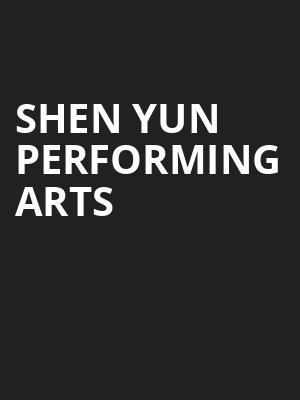 Shen Yun Performing Arts, Eccles Theater, Salt Lake City