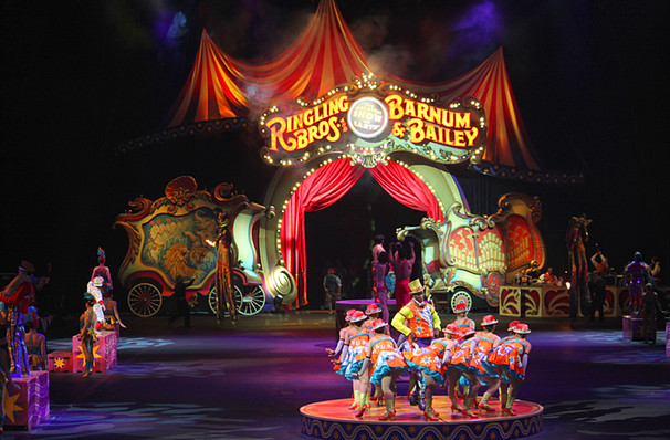 Dates announced for Ringling Bros. And Barnum & Bailey Circus