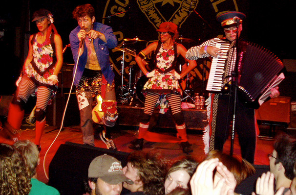 Dates announced for Gogol Bordello