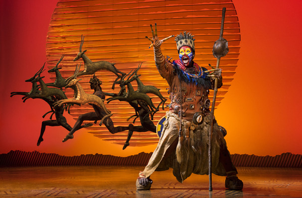 The Lion King, Eccles Theater, Salt Lake City