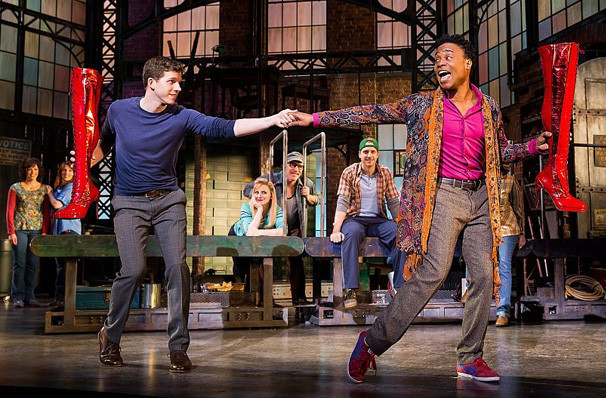 Kinky Boots, Eccles Theater, Salt Lake City