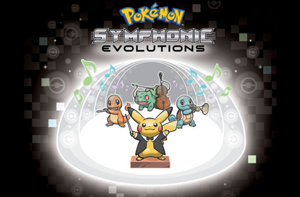 Pokemon Symphonic Evolutions, Abravanel Hall, Salt Lake City