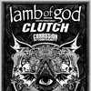 Lamb of God Clutch Corrosion of Conformity, Rockwell At The Complex, Salt Lake City