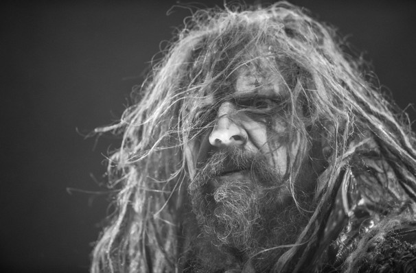 Rob Zombie Korn In This Moment, Usana Amphitheatre, Salt Lake City